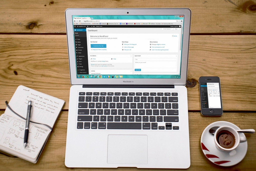 4 Steps to help get your business blog up and running